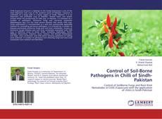 Capa do livro de Control of Soil-Borne Pathogens in Chilli of Sindh-Pakistan