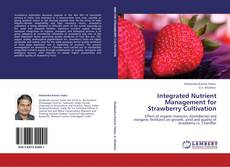 Copertina di Integrated Nutrient Management for Strawberry Cultivation