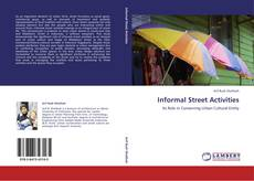 Portada del libro de Informal Street Activities