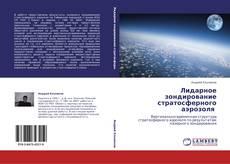 Couverture de Лидарное зондирование стратосферного аэрозоля