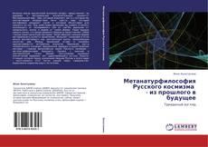 Bookcover of Метанатурфилософия Русского космизма   - из прошлого в будущее
