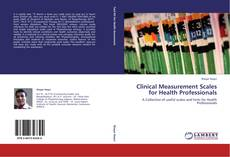 Обложка Clinical Measurement Scales for Health Professionals