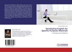 Bookcover of Developing English for Specific Purposes Materials