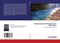 Buchcover von Sedimentation Modeling for Ribb Dam