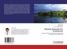Bookcover of Floristic Diversity For Ecotourism