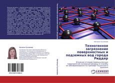 Bookcover of Техногенное загрязнение поверхностных и подземных вод города Риддер