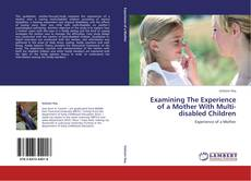 Bookcover of Examining The Experience of a Mother With Multi-disabled Children