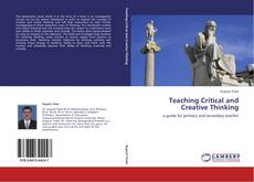 Capa do livro de Teaching Critical and Creative Thinking