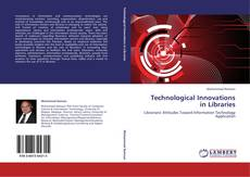 Capa do livro de Technological Innovations in Libraries