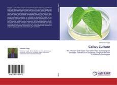 Bookcover of Callus Culture