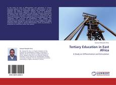 Copertina di Tertiary Education in East Africa