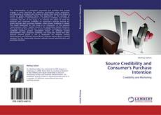 Bookcover of Source Credibility and Consumer's Purchase Intention