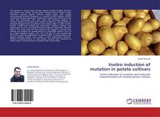 Bookcover of Invitro induction of mutation in potato cultivars