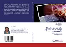 Capa do livro de Studies on genetic algorithms in image processing