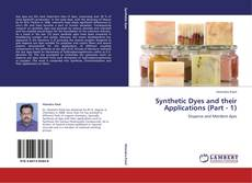 Capa do livro de Synthetic Dyes and their Applications  (Part - 1)