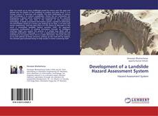 Bookcover of Development of a Landslide Hazard Assessment System