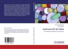 Ambroxol HCl SR Tablet kitap kapağı