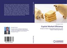 Buchcover von Capital Market Efficiency
