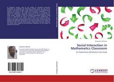 Social Interaction in Mathematics Classroom kitap kapağı