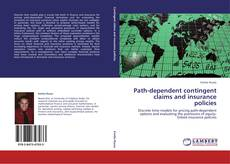 Couverture de Path-dependent contingent claims and insurance policies