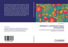 Bookcover of Children's nutritional status and poverty