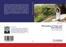 Couverture de Philosophy of Yoga and Naturopathy