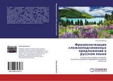 Обложка Фразеологизация сложноподчиненных предложений в русском языке