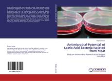Couverture de Antimicrobial Potential of Lactic Acid Bacteria Isolated from Meat