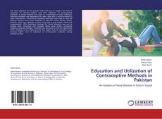 Обложка Education and Utilization of Contraceptive Methods in Pakistan