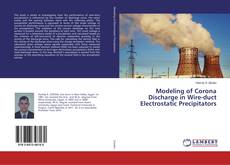 Capa do livro de Modeling of Corona Discharge in Wire-duct Electrostatic Precipitators