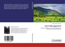 Farm Management kitap kapağı