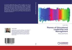 Bookcover of Themes of Educational Leadership and Management