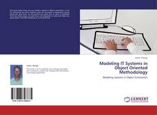 Bookcover of Modeling IT Systems in Object Oriented Methodology