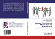 Buchcover von Groups and Community Mobilisation for Development