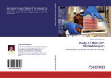 Bookcover of Study of Thin Film Thermocouples