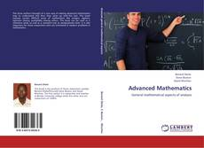 Bookcover of Advanced Mathematics