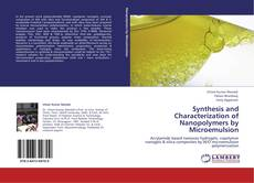 Portada del libro de Synthesis and Characterization of Nanopolymers by Microemulsion