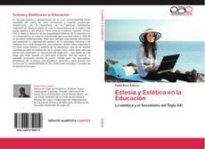 Portada del libro de Estesia y Estética en la Educación