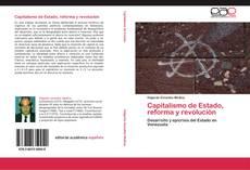 Portada del libro de Capitalismo de Estado, reforma y revolución
