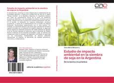 Portada del libro de Estudio de impacto ambiental en la siembra de soja en la Argentina