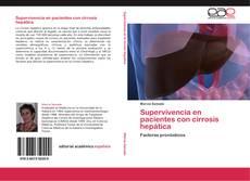 Portada del libro de Supervivencia en pacientes con cirrosis hepática