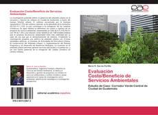 Copertina di Evaluación Costo/Beneficio de Servicios Ambientales