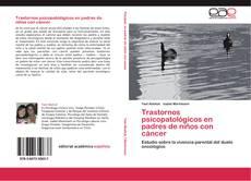 Borítókép a  Trastornos psicopatológicos en padres de niños con cáncer - hoz