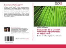 Обложка Evaluación de la Gestión Ambiental Implementada en Bogotá  D.C.