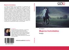 Bookcover of Mujeres Inolvidables