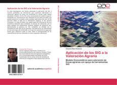 Couverture de Aplicación de los SIG a la Valoración Agraria