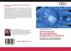 Bookcover of El Principio de Responsabilidad Compartida en América