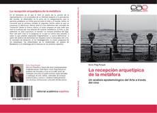 Capa do livro de La recepción arquetípica de la metáfora