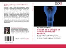 Portada del libro de Gestión de la Energía en Centros Educativos Públicos
