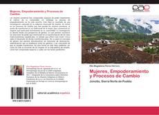 Portada del libro de Mujeres, Empoderamiento y Procesos de Cambio